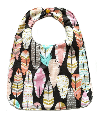 Feather Bib