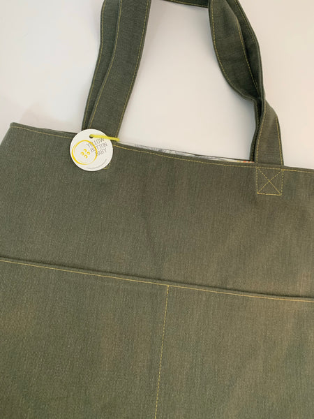Mommy Bag- Green