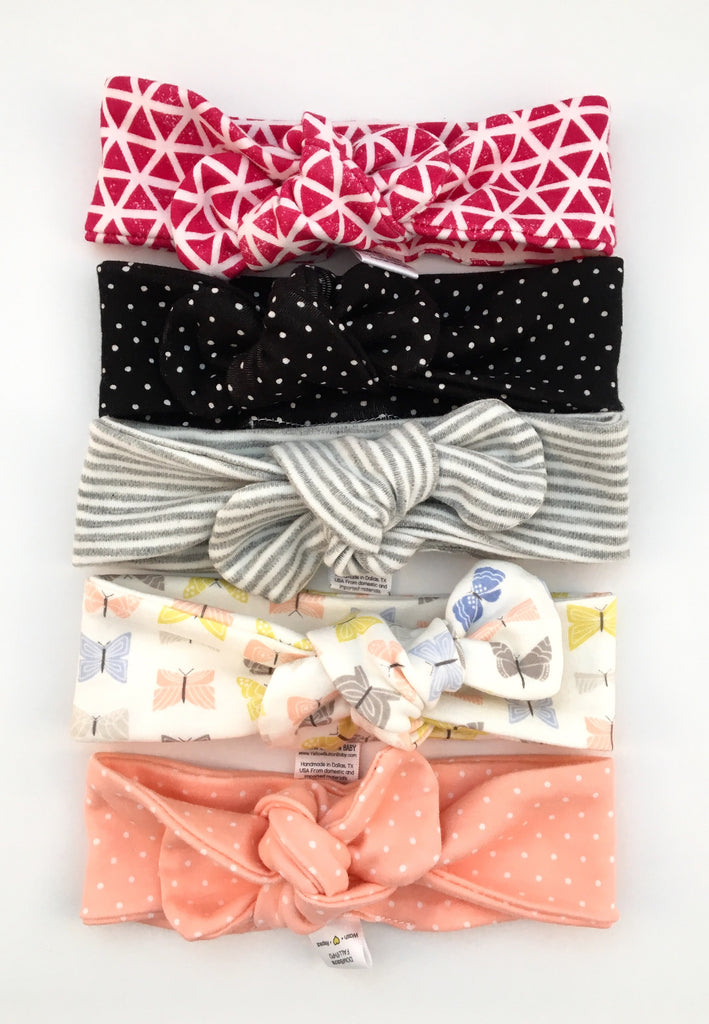 Knit Headbands - Pick your print