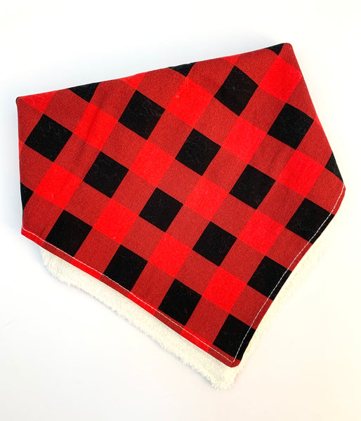 Buffalo Plaid Burpdana
