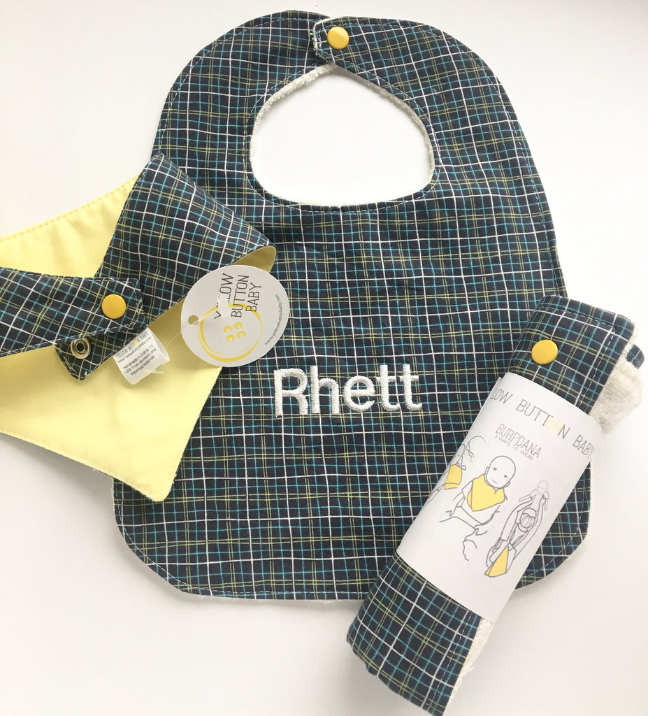 Baby Shower Gift Set - Choose your print