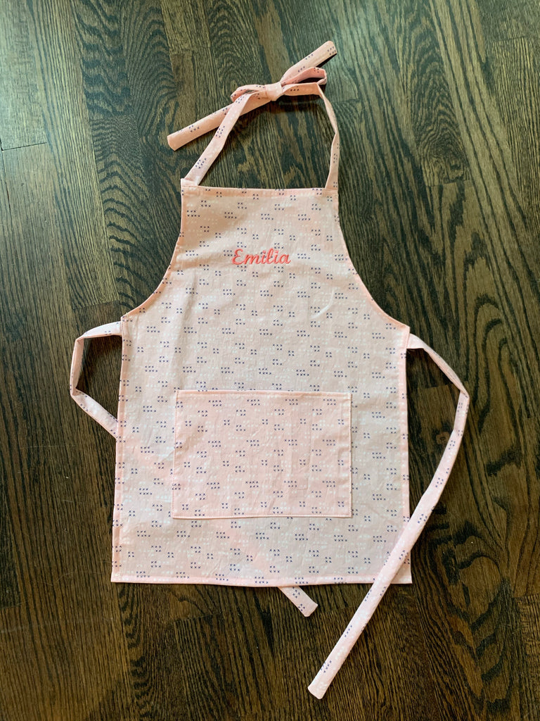 Apron for Toddlers (pick your prints)