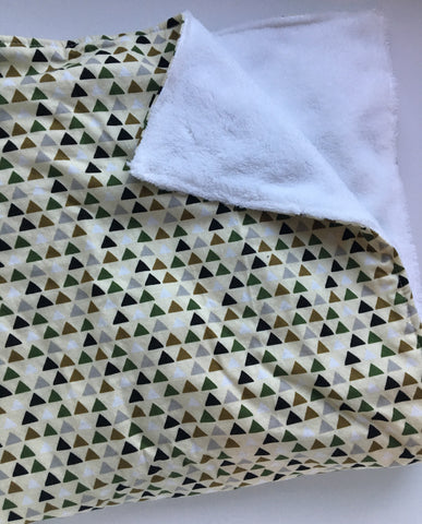 Peaks Baby Cuddle blanket - Travel and Large size available