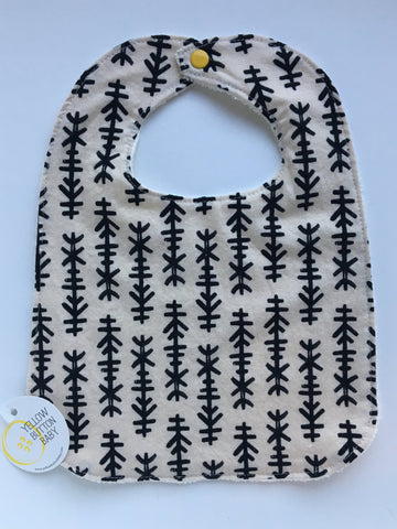 Black Arrow Bib