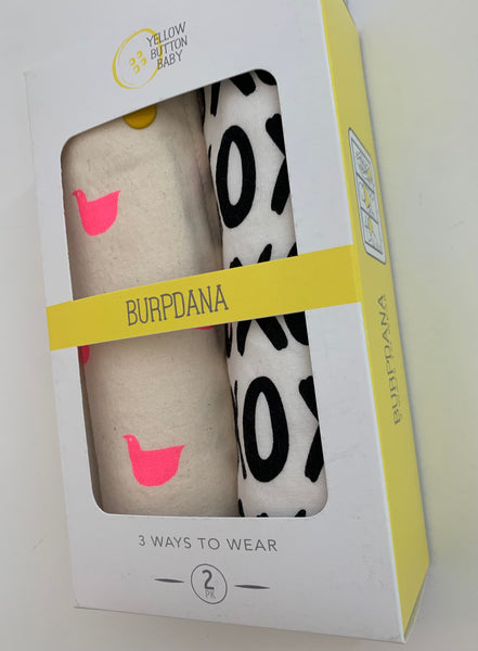 Duck / XOXO Burpdana Gift Set