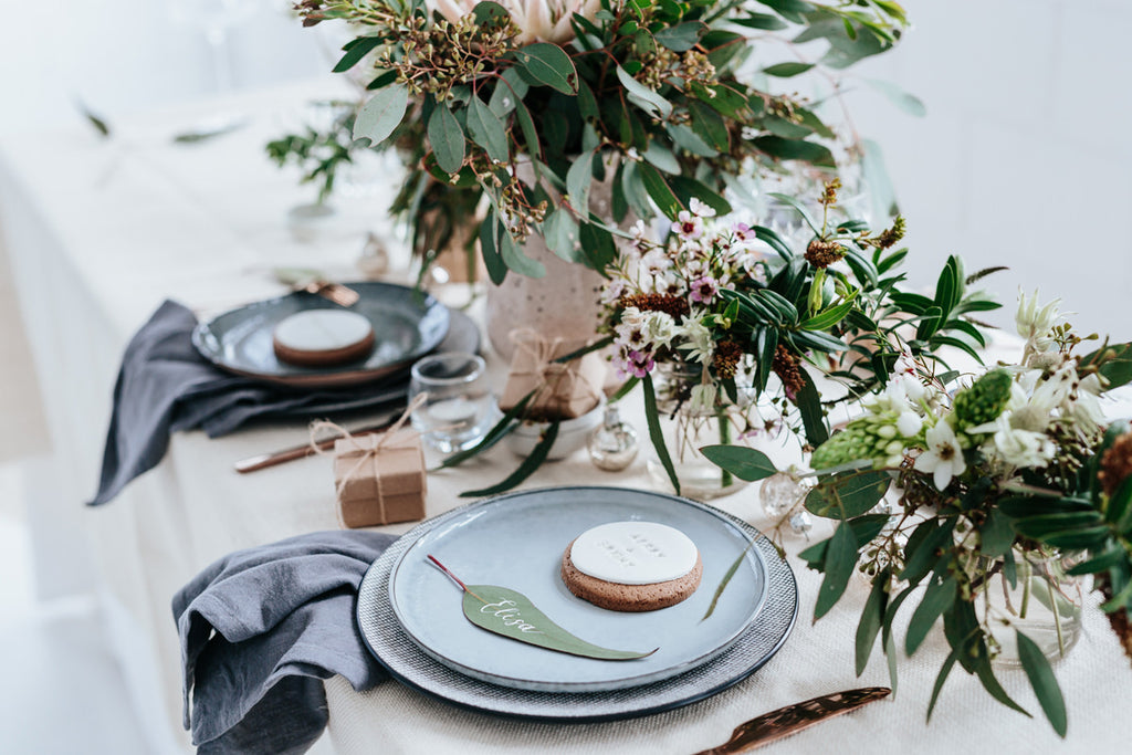 AUSTRALIAN CHRISTMAS TABLE INSPIRATION