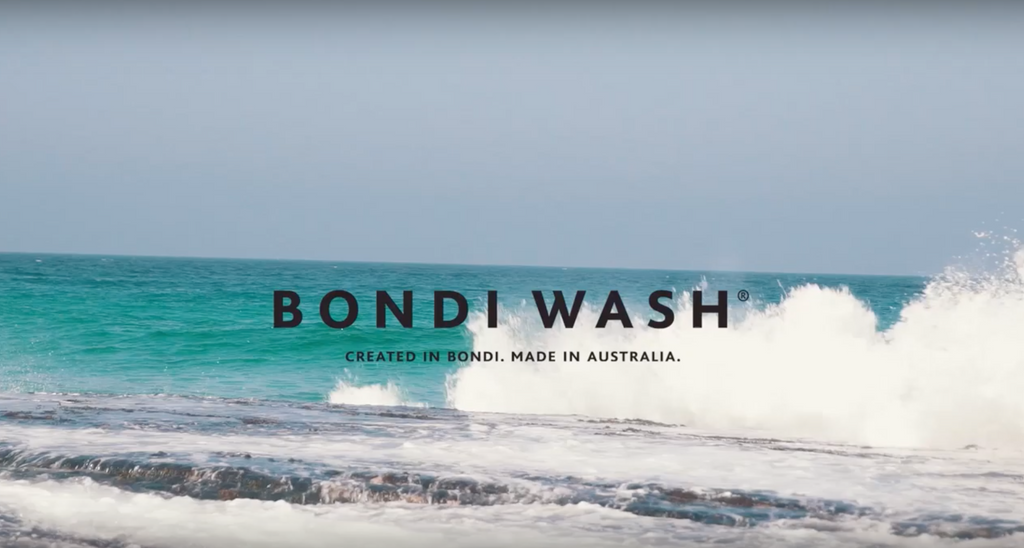 BONDI WASH BRAND VIDEO