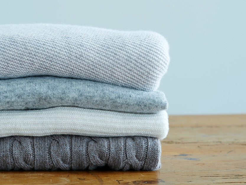 Caring for your Winter Woollens