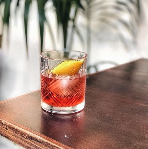 Native Drinking: Native Negroni