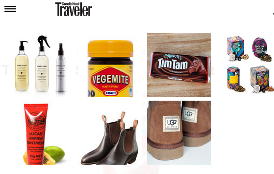 7 BEST SOUVENIRS FROM AUSTRALIA – CONDE NAST TRAVELER