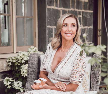 The scents of travelling with Catriona Rowntree