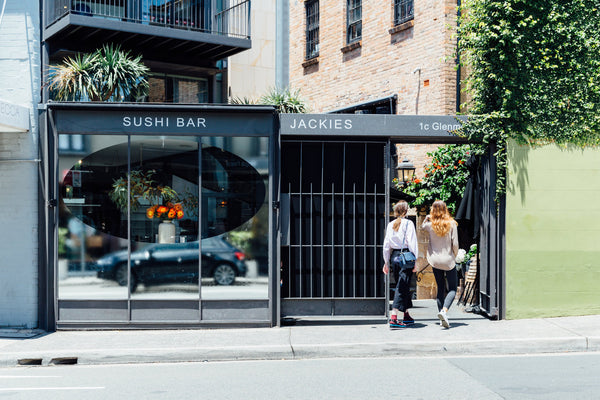 Jackies Sushi Bar Paddington