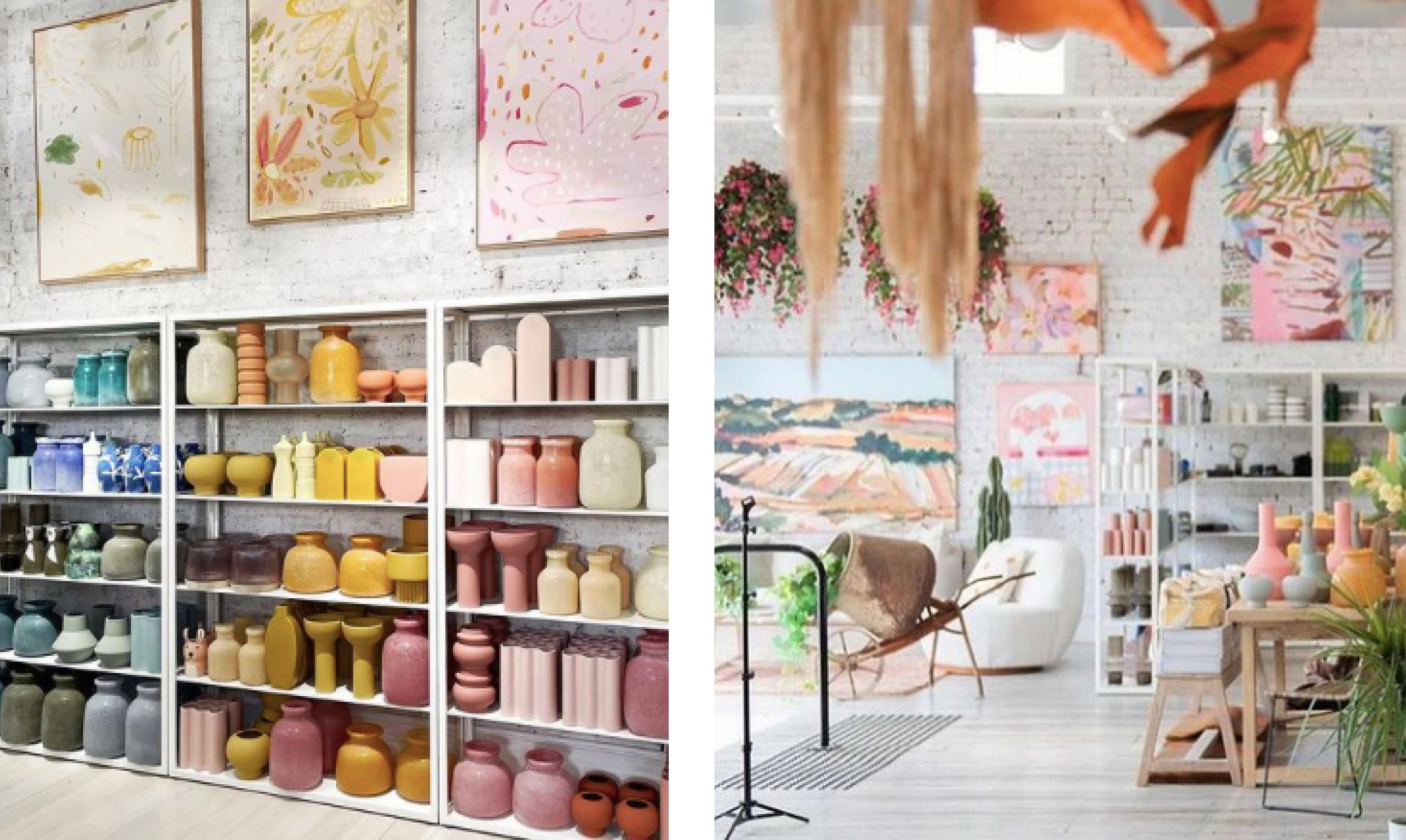 Stylish Stores in Stylish Towns