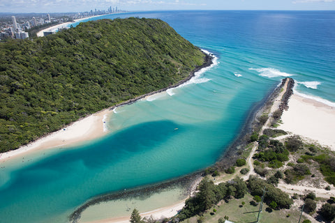 Tallebudgera Dog Beach