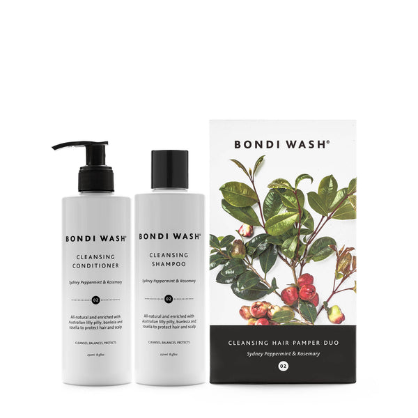 Hair Pamper Duo Cleansing