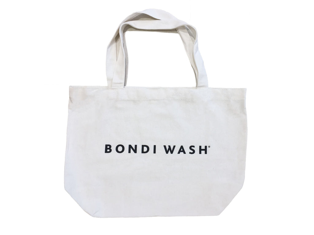 BONDI WASH CANVAS TOTE BAG