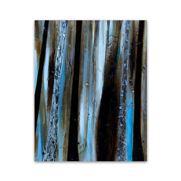 Can't See the Forest Triptych No.2-c