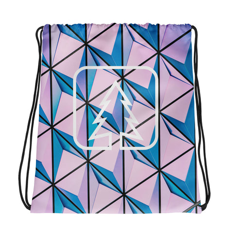 Trixxie Drawstring bag