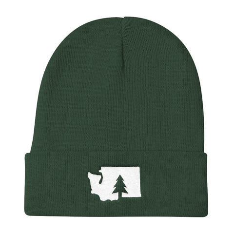 Washington Knit Beanie