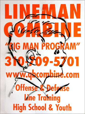 BIG MAN PROGRAM by Choncey Langford - fREEK BOUTIQUE