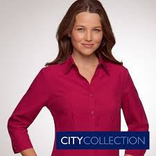 City Collection Uniforms Logo