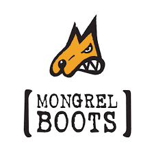 Mongrel workboots Logo