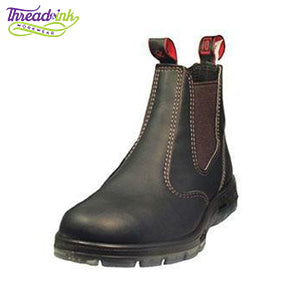 Thread and Ink Workwear Online product of the week Redback USBOK Steel Cap Slip on Elastic Side Boot
