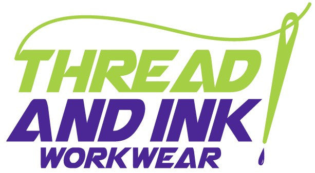 Thread and Ink Logo Static