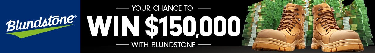 Chance to win $150,000 with Blundstone