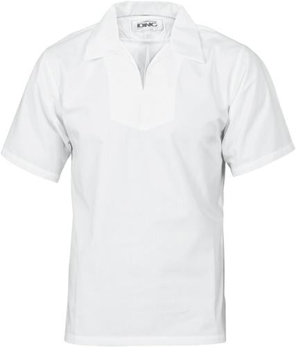 DNC 1311 V-Neck Food Industry Jerkin Short Sleeve