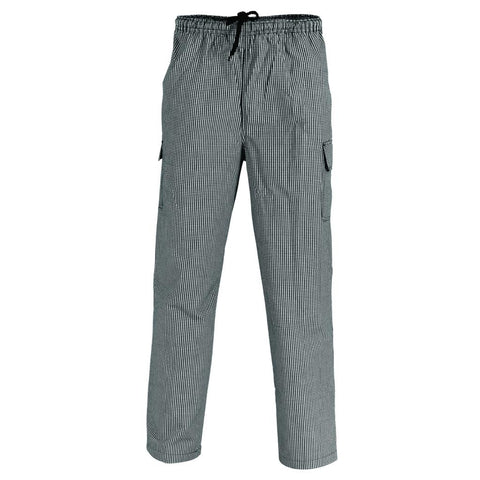 DNC 1506 Drawstring Cargo Chef Pants