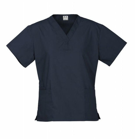Biz Collection H10622 Classic Ladies Scrubs Top
