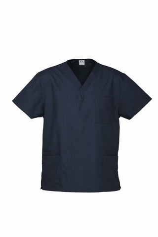 Biz Collection H10612 Classic Unisex Scrubs Top