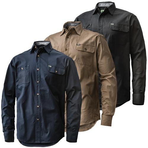 FXD LSH1 Long Sleeve Work Shirt