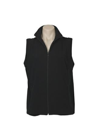 Biz Collection PF905 Ladies Micro Fleece Vest