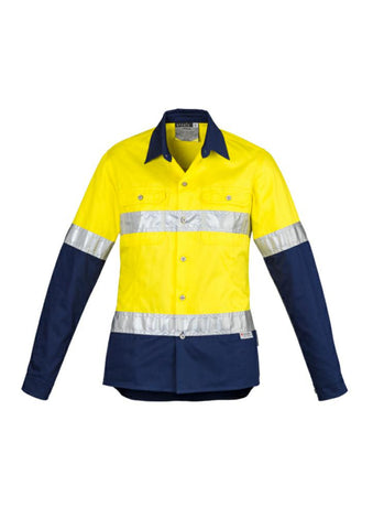 Syzmik ZWL123 Womens Hi Vis Hoop Taped Shirt
