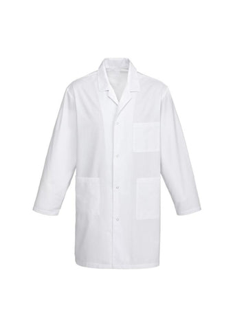 Biz Collection H132ML Classic Unisex Lab Coat