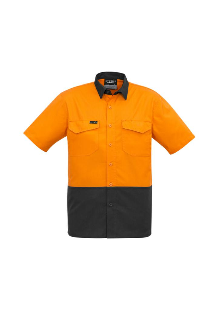 Syzmik Mens Cool Hi-Vis Shirt ZW815