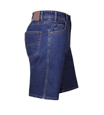 Ritemate RMPC034 Men's Stretch Denim Jean Short