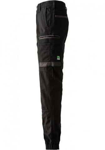 FXD Pants WP4 Stretch Ankle Cuffed Work Pants