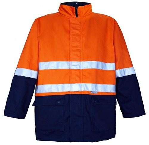RiteMate RM73N1R 4-in-1 drill jacket w/tape