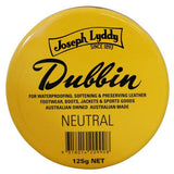 Joseph Lyddy dubbin leather conditioner