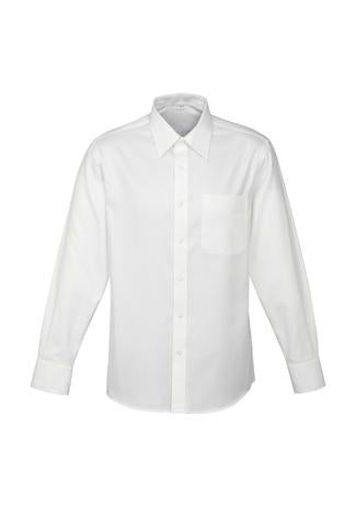 Biz Collection S10210 Mens Luxe Long Sleeve Shirt