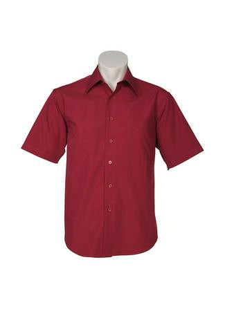 Biz Collection SH715 Mens Metro Short Sleeve