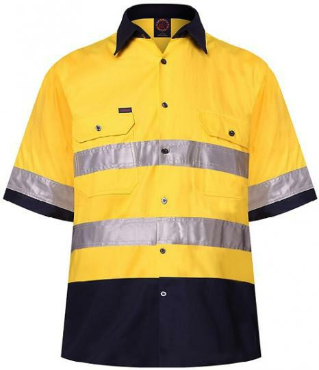 RiteMate RM1050RS Reflective Short Sleeve Drill