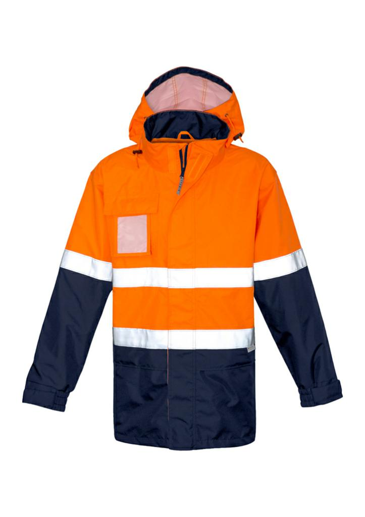 Syzmik ZJ357 Mens Ultralite Waterproof Jacket