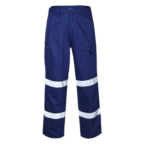 Cargo Pocket Pants with 3M 8910 Reflective Tape