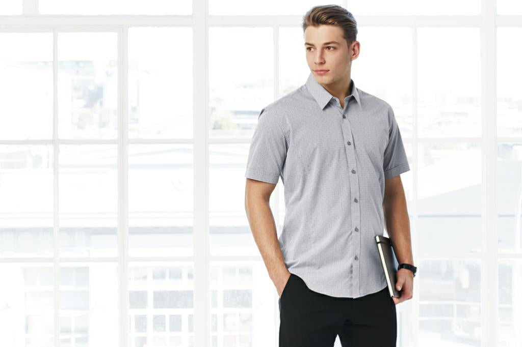 Biz Collection S622MS Mens Stirling S/S Shirt