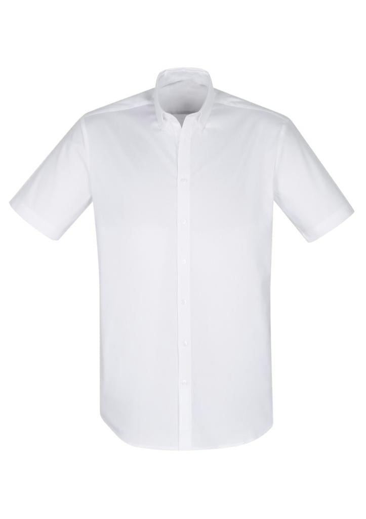 Biz Collection S016MS Mens S/S Camden Shirt