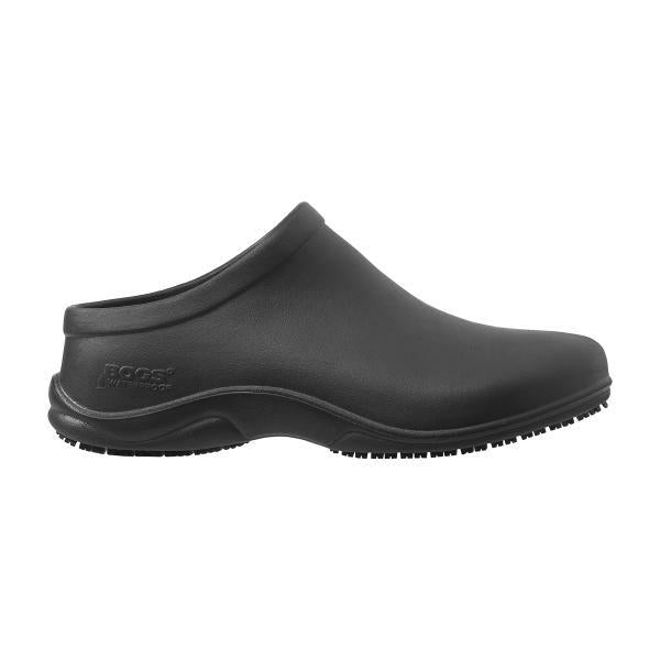 BOGS Stewart Womens Slip On Work Clog